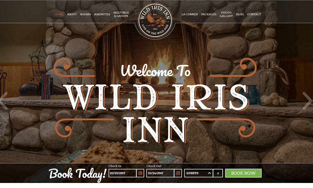 Wild Iris Boutique Inn